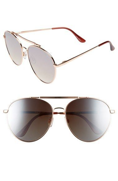 115b85786ce7e Lickety Split 62mm Aviator Sunglasses