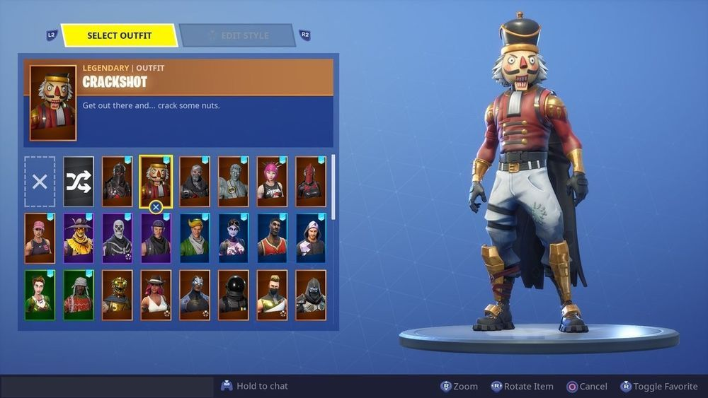 Fortnite Account Christmas Skins Black Knight Reaper Axe Save