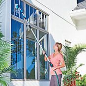 15 Telescoping House And Window Washer Set Window Cleaning Supplies Window Washer Space Saving Storage