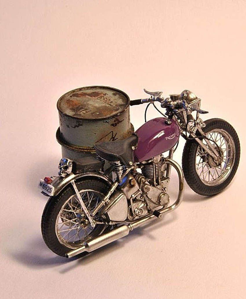 miniatures motorcycle miniature cars