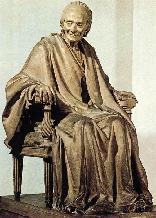Le paradoxe de Voltaire | Histoire de l'art, Voltaire et Sculpture