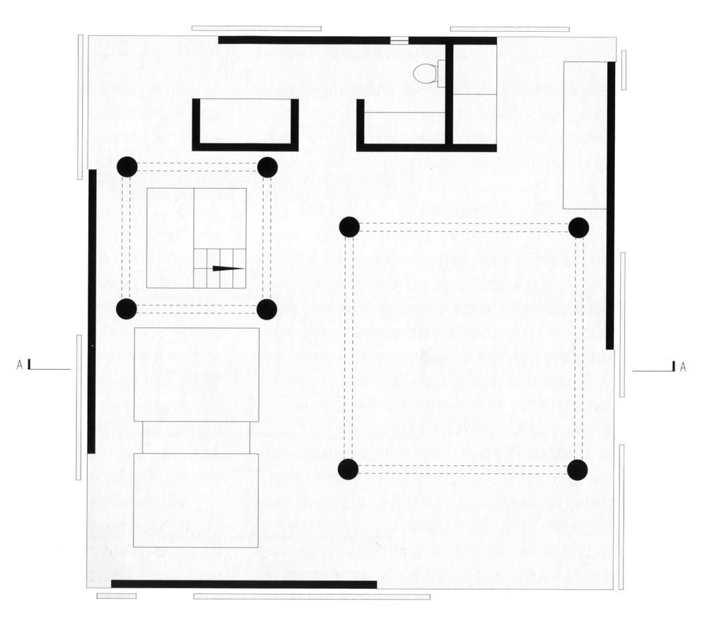 Archetypes And Free Plan Orinda House By Charles W Moore Moore House Orinda How To Plan