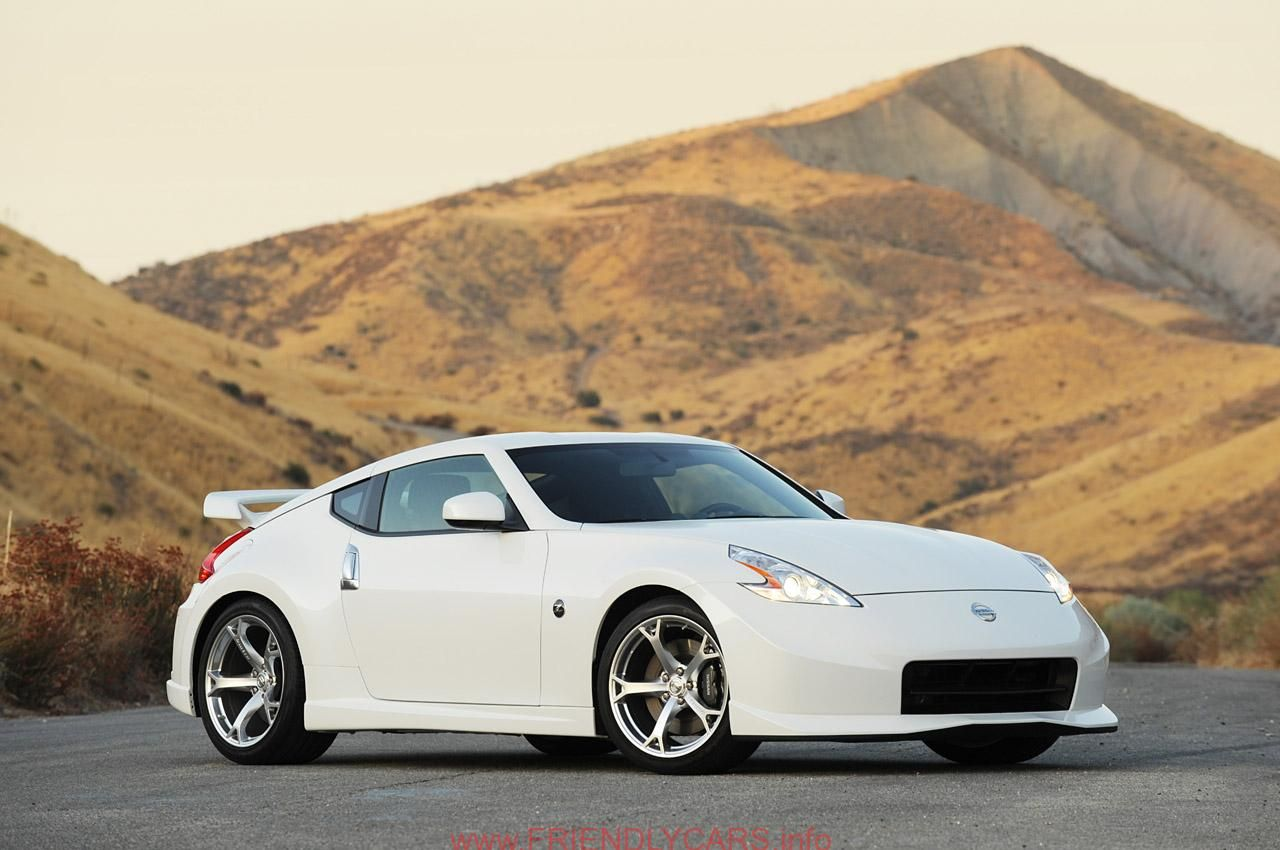 Cool 2014 nissan 370z white car images hd nissan 370z nismo image