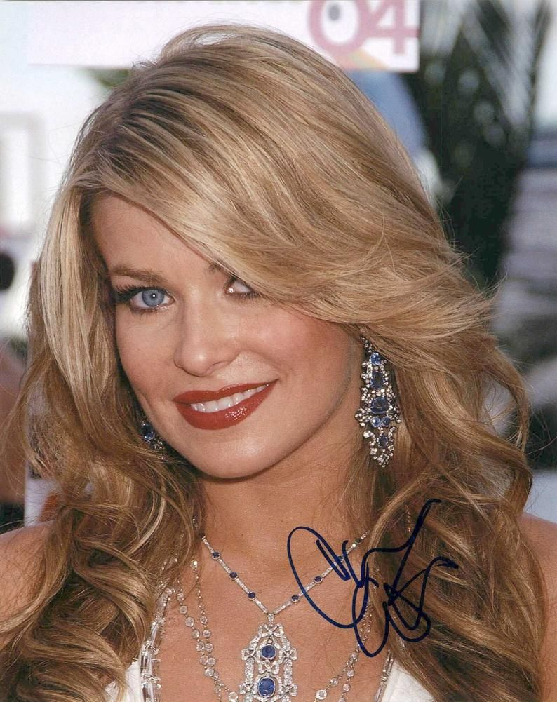 Carmen Electra Signed Autographed Glossy 8x10 Phot