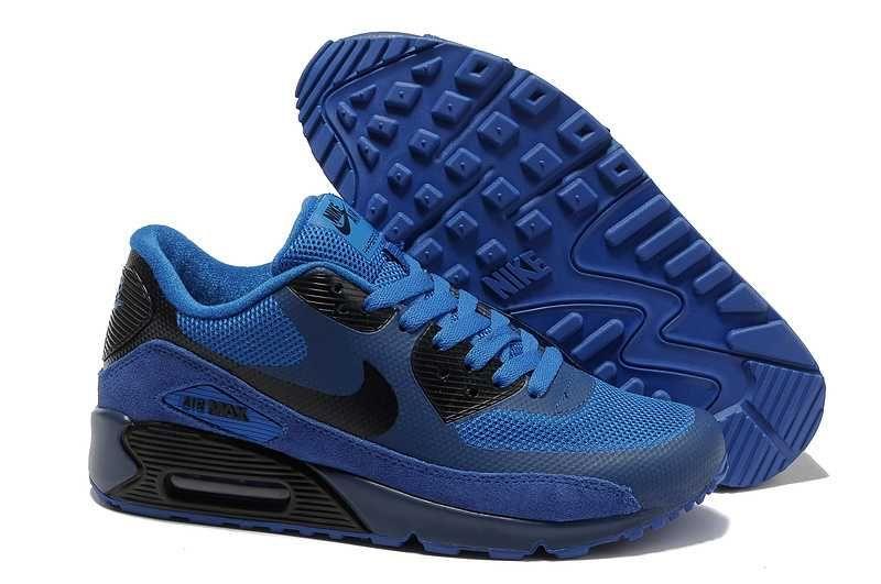 separation shoes a436b a2f23 ... new style 1767 nike air max 90 hyp herr hyper svart blå se953188mslhr  3ee46 bb636