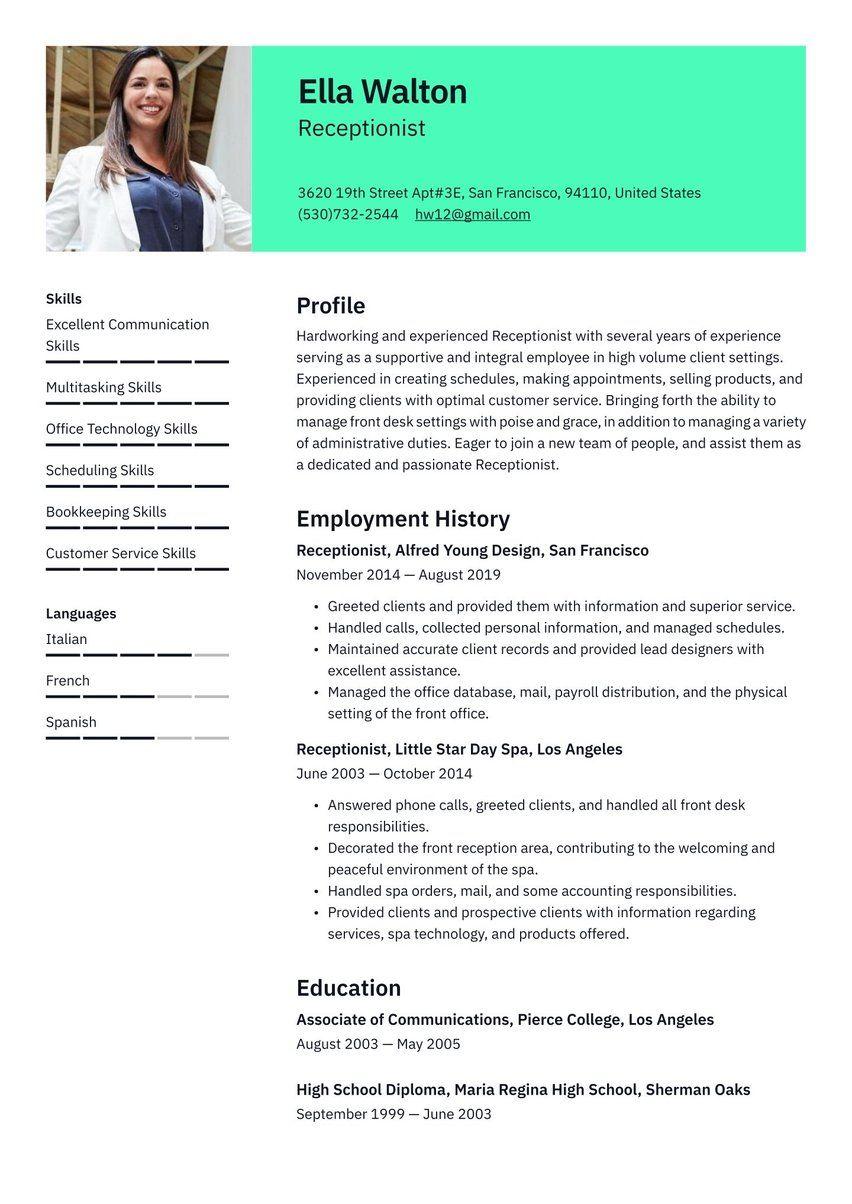 Create Your Job Winning Resume Resume Io In 2020 Resume Maker Free Resume Maker Resume Builder