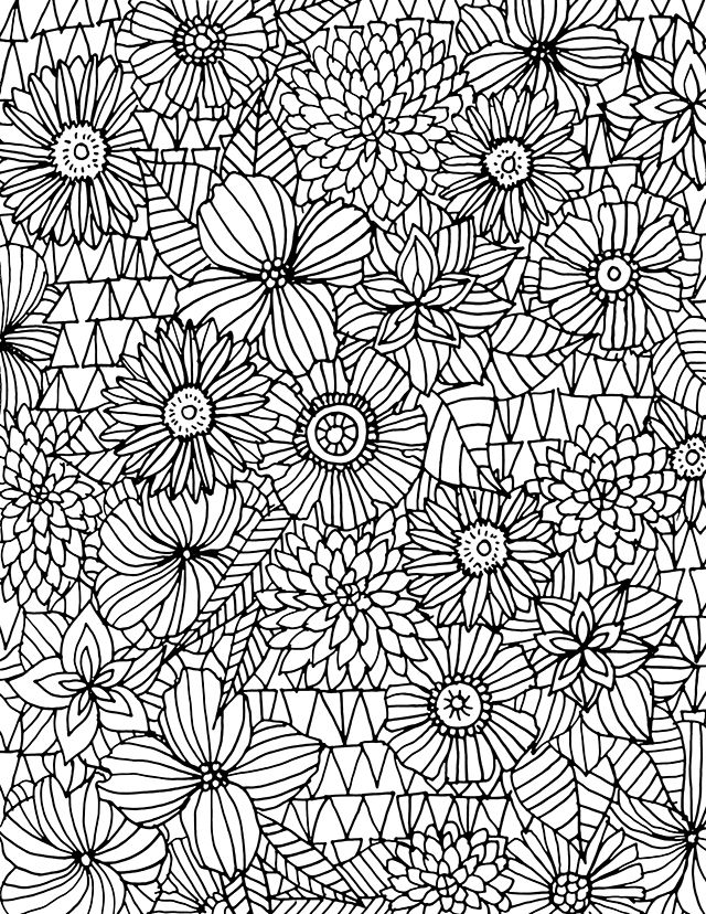 alisaburke coloring outside the lines - Outside The Lines Coloring Book