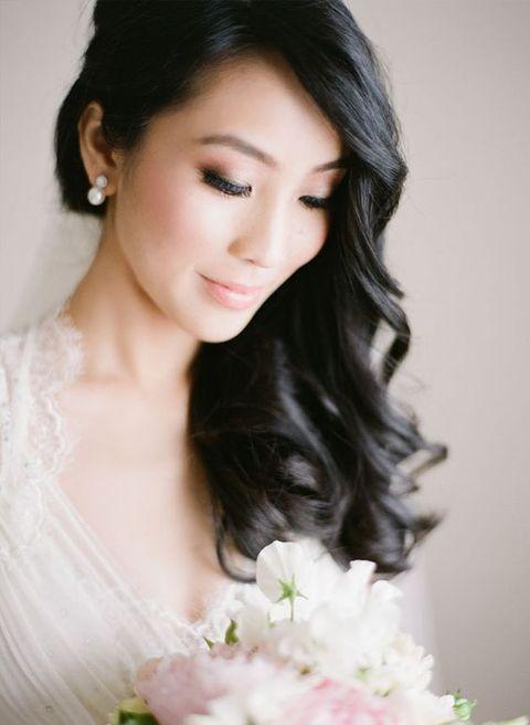 Fresh Spring Wedding Makeup Looks.