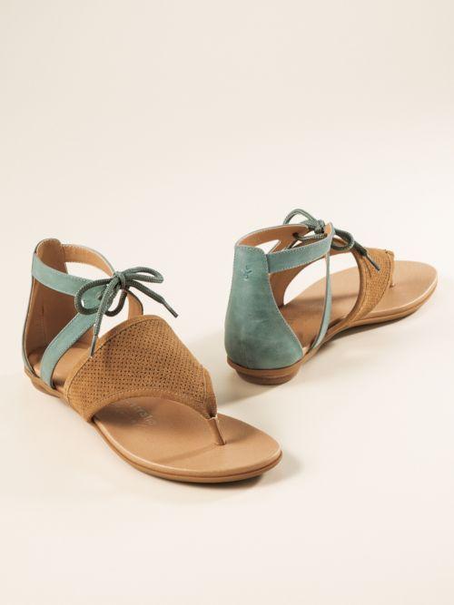 Women's Emu Acacia Flat Sandals | Sahalie