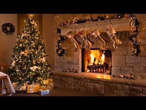 Backgrounds Animated Christmas Fireplace Wallpaper Caverhcavecom