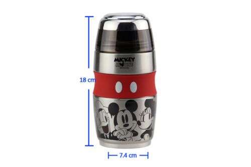 db6ea533d6c New-Disney-Mickey-Mouse-Stainless-Steel-Insulated-Coffee-Mug-Travel ...