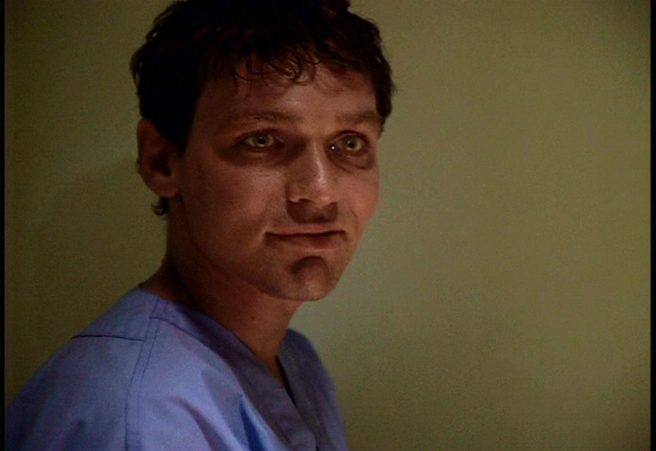 Doug Hutchison as Eugene Victor Tooms, Squeeze.   X-Files   Pinterest