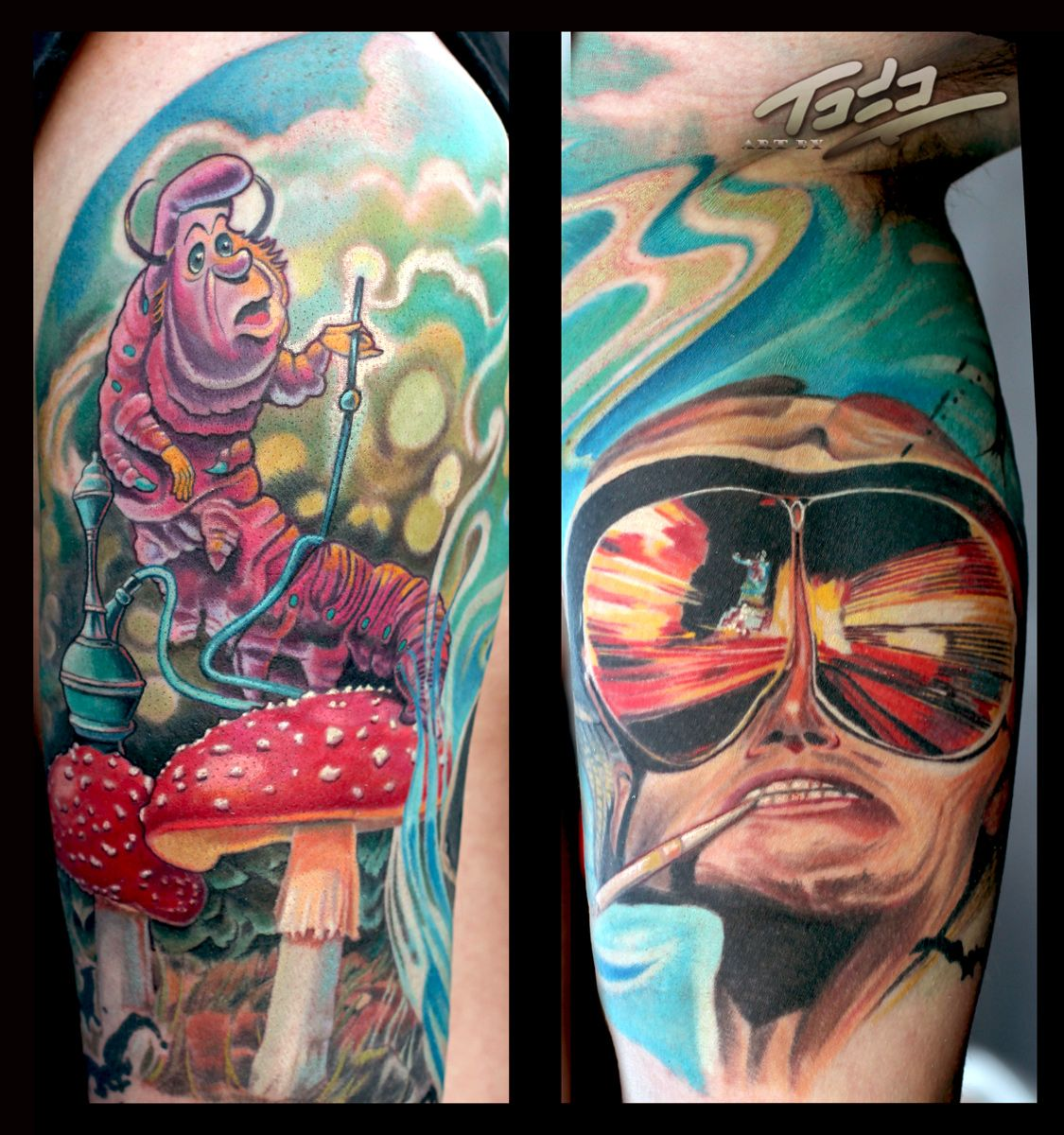 caterpillar tattoo - Google Search | Tattoo ideas | Pinterest ... - Tattoo Alice Im Wunderland