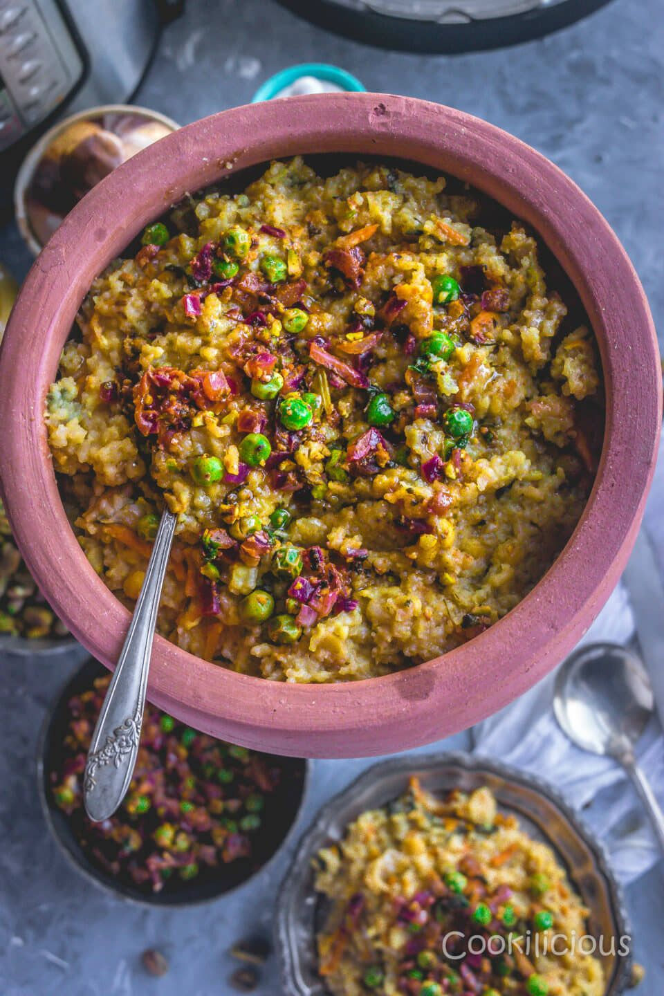 Family friendly healthy instant pot meals with images