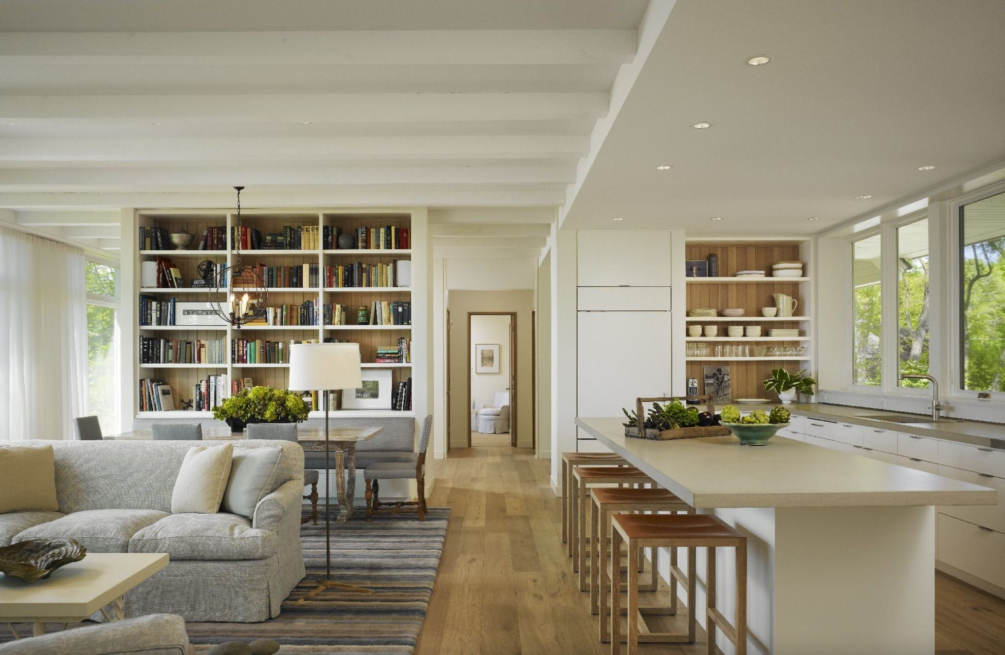 Love The Open Layout Living Room And Kitchen Design Open Concept Kitchen Living Room Open Plan Living Room