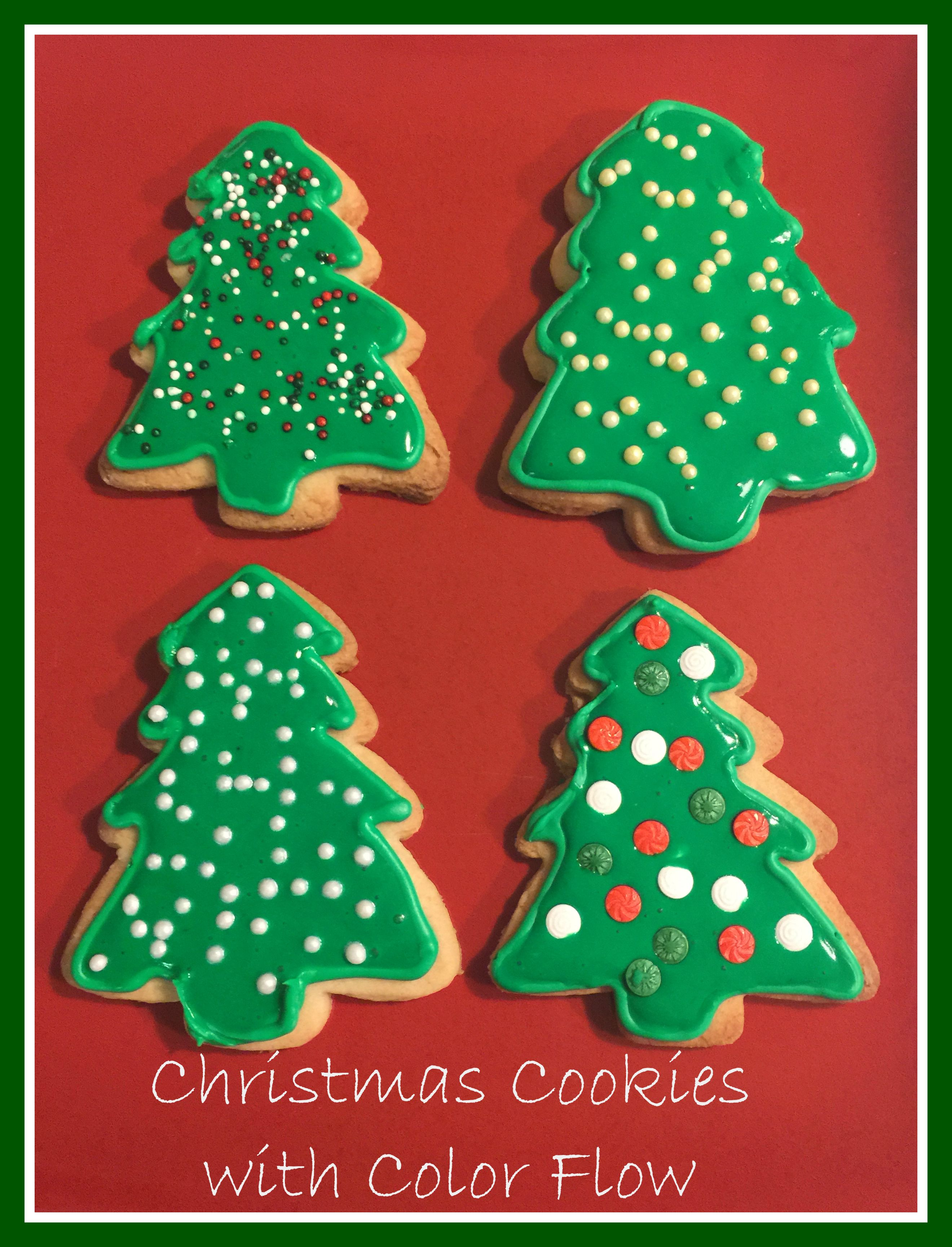 Check out the cookies I made for the Wilton Sweet Treat Team Holiday