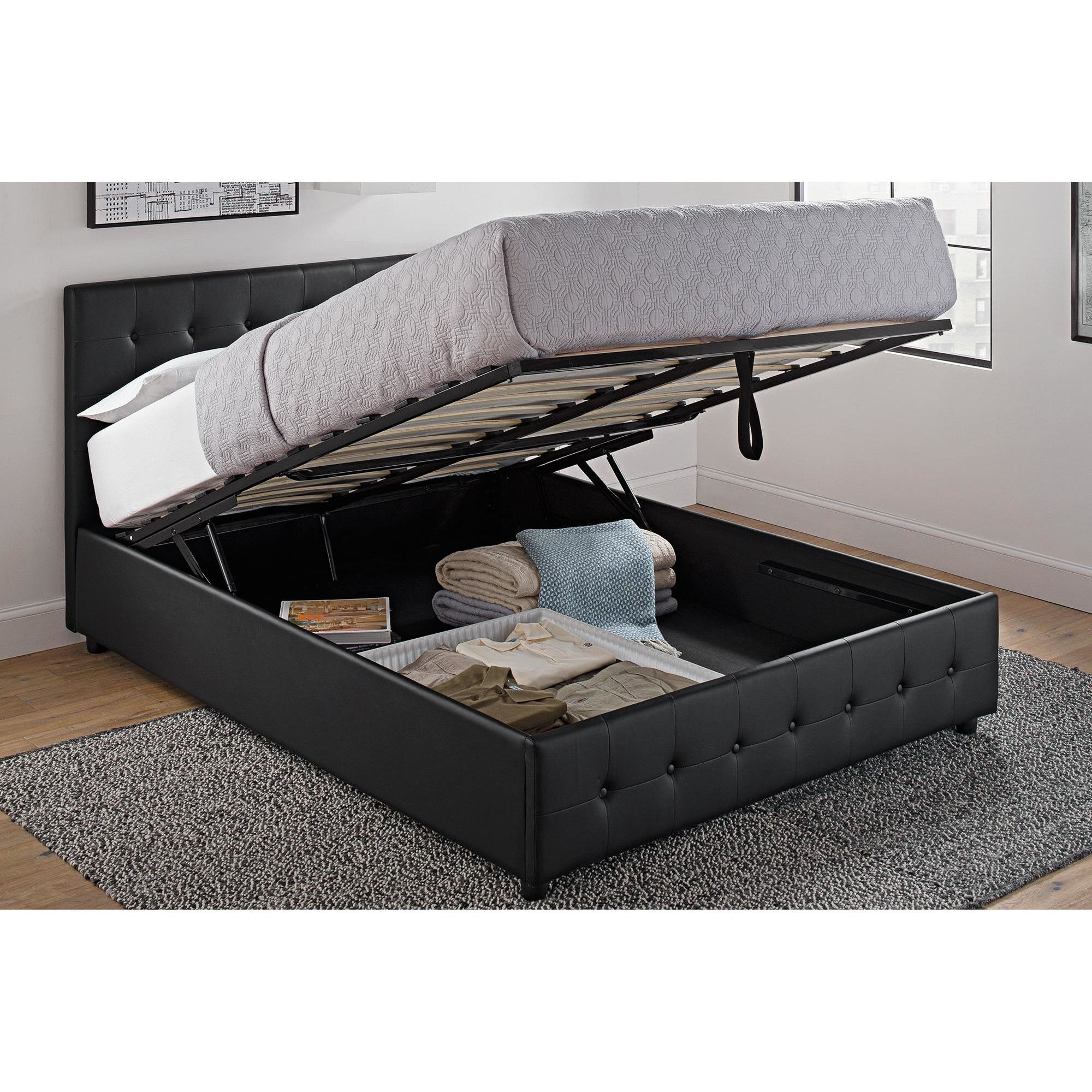 Morphis Upholstered Platform Bed