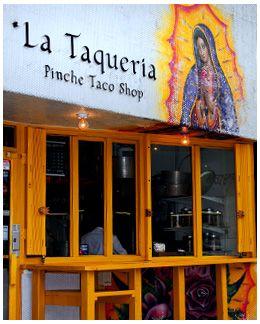La Taqueria, TACOOOOSSS!