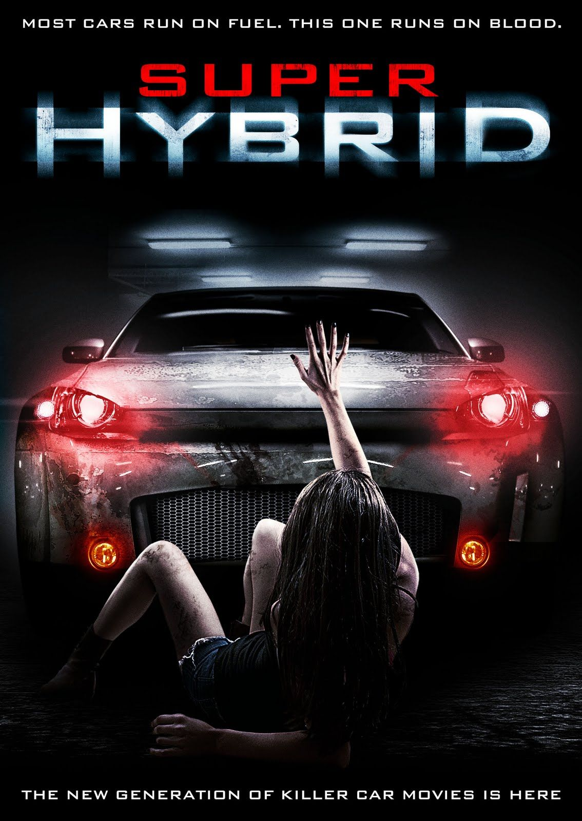 Movie Scifi Hybrid Sci Fi Synopsis After An Accident Cause Him To Lose His Sight Aaron Es Finds Himself In A