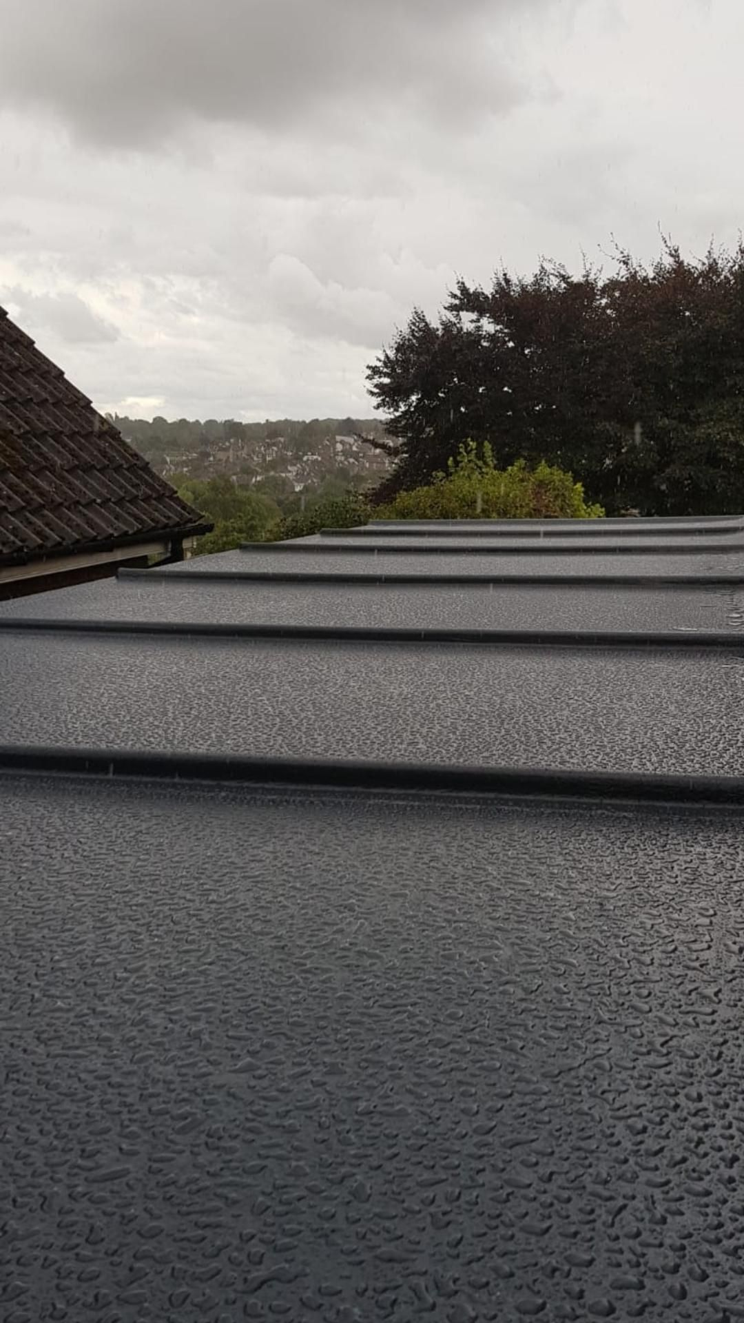 R J Evans Flat Roofing Limited Posted On Linkedin Flat Roof Flat Roof Covering Roof Covering