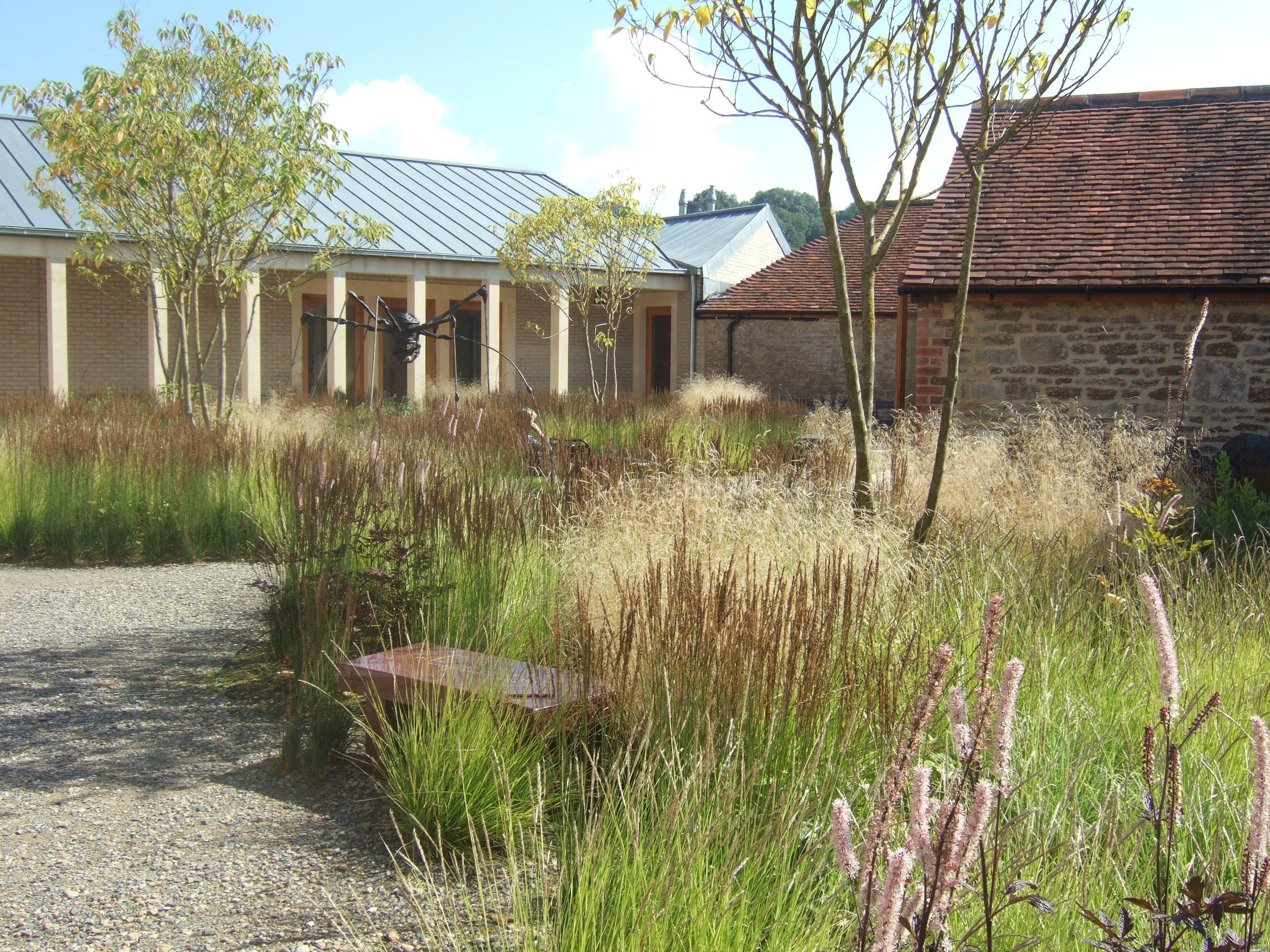 The Piet Oudolf Garden At Hauser Wirth Bruton 400 x 300