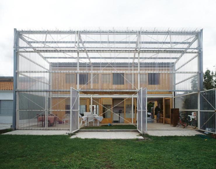 Lacaton \ Vassal, Maison Latapie, Floirac, France Arquitectura