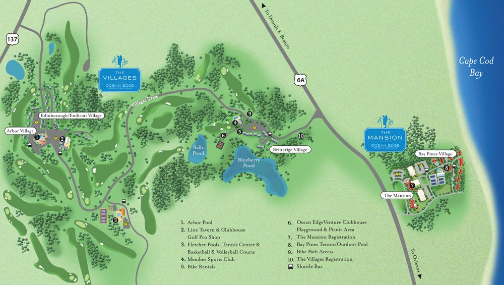 Wonderful Ocean Edge Hotel Cape Cod Part - 6: Cape Cod Hotels,Map Directions   Ocean Edge Resort U0026 Golf Club