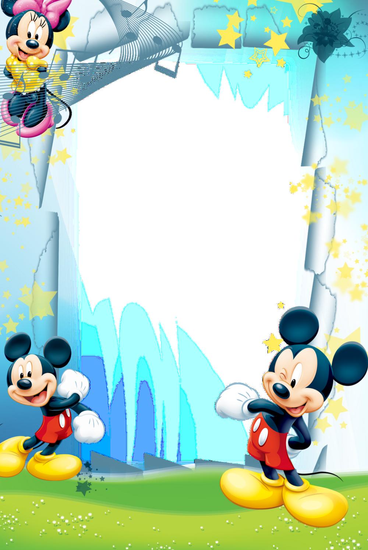 Marcos Orlas Disney Busqueda De Google Disney Frames Disney Scrapbook Boarders And Frames