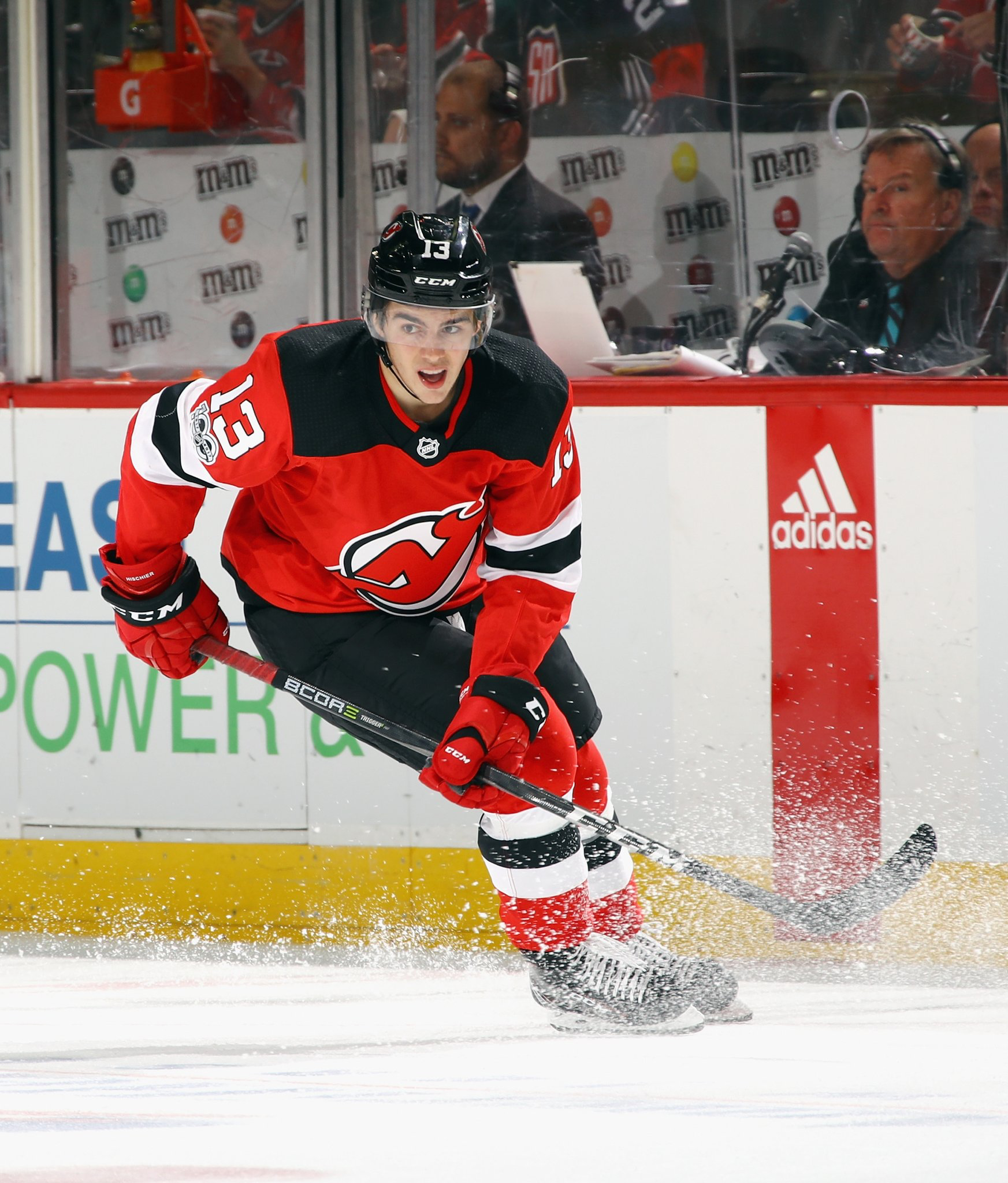 Nico Hischier. Find this Pin and more on New Jersey Devils ... e230ae3a1
