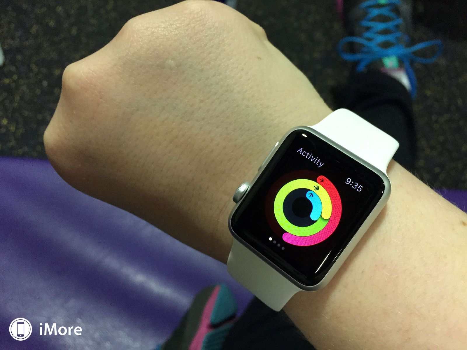 How to set a calorie goal with Activity for Apple Watch | iMore