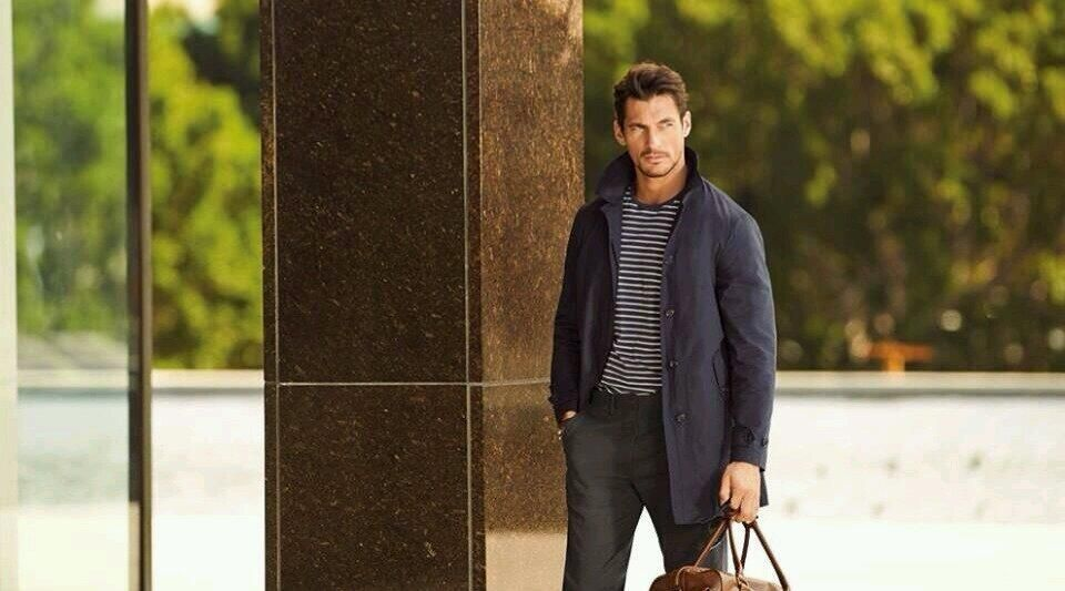 David Gandy para Marks  Spencer Verano 2014