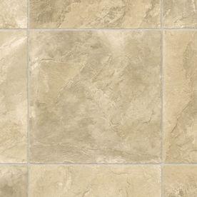 Ivc 13 1 8 Ft W Colorado Tile Finish Sheet Vinyl Low Gloss Bathroom Plans Interior Decorating