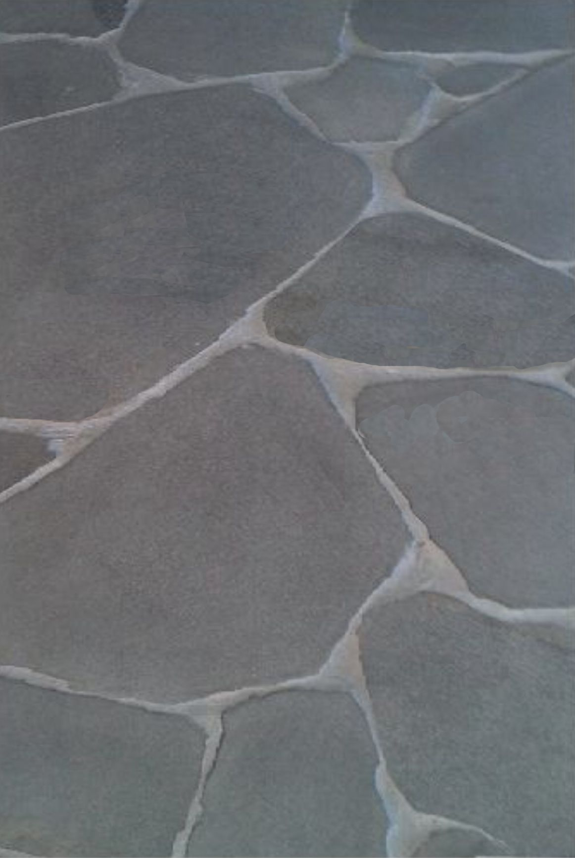 Crazy paving bluestone 27 stone slate discounts is for Bluestone flooring