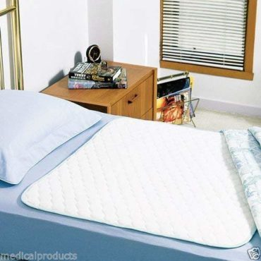 6 NEW BED PADS REUSABLE UNDERPADS 34×36 HOSPITAL GRADE