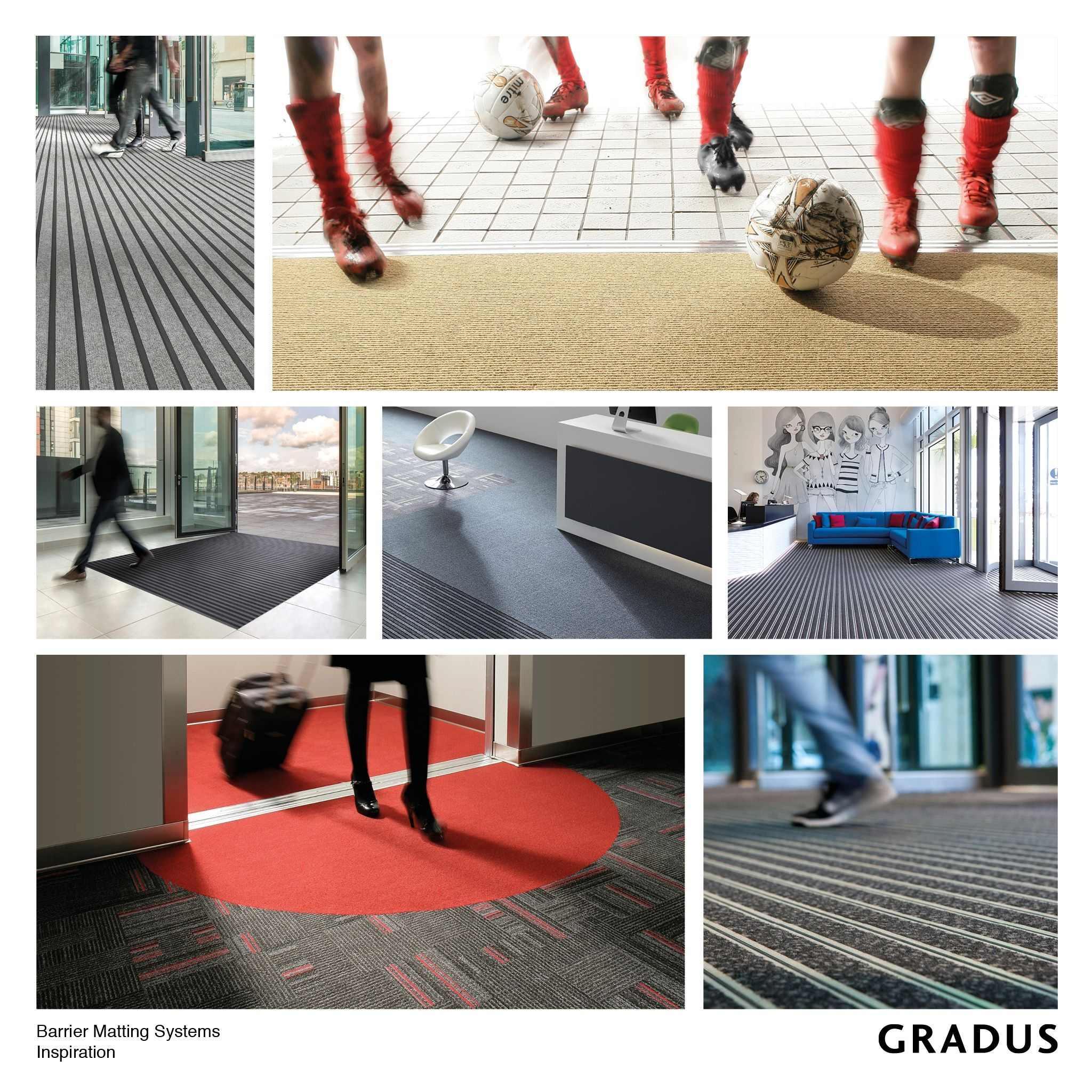 Pin by Gradus on Gradus Barrier Matting System Kids