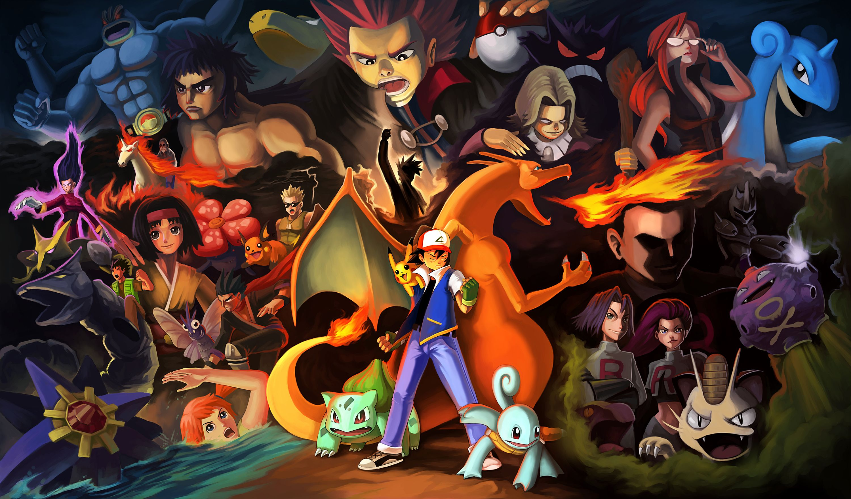 pokemon d wallpaper download the pokemon anime wallpaper titled