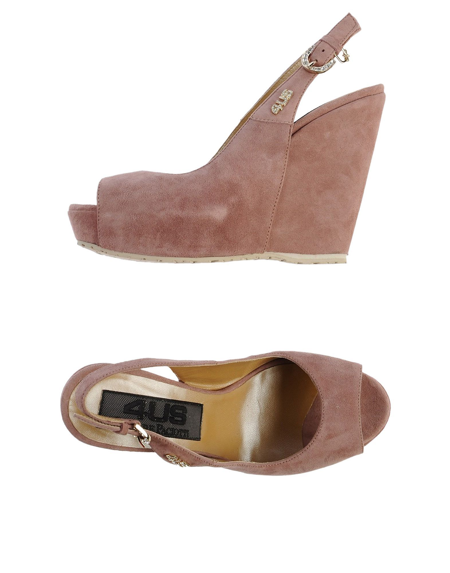 9d0f35bc8f5 Cesare Paciotti 4Us Sandals - Women Cesare Paciotti 4Us Sandals online on YOOX  United States