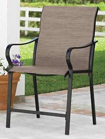 Extra Wide High Back Patio Chair Patio Chairs Best Outdoor Furniture Cheap Patio Furniture Heavy duty patio chairs