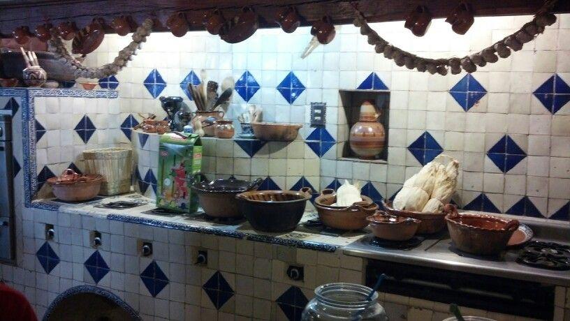 Antigua Cocina Mexicana Cocinas Mexicanas Cocinas Rusticas