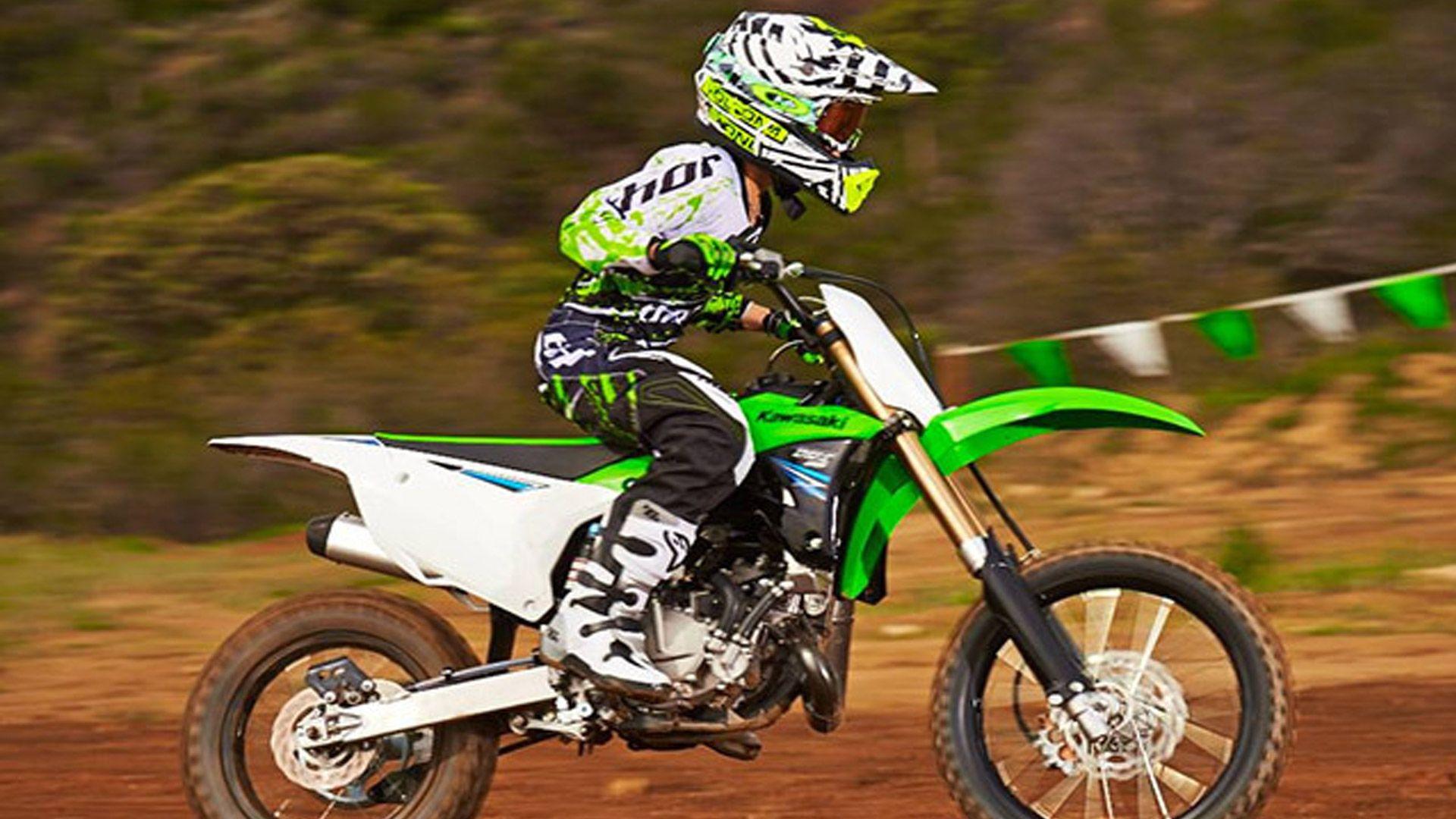 kawasaki kx 85 for sale 2014 Kawasaki KX 85 cc Powerful | Motocross