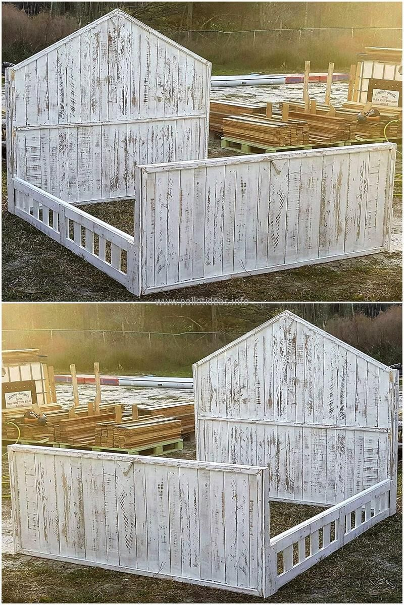 50 Easy DIY Ideas Out of Wooden Pallets | Camas y Ojos