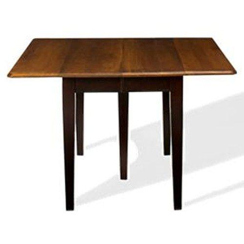 Saber Solid Maple Drop Leaf Table By L, John V Schultz Furniture