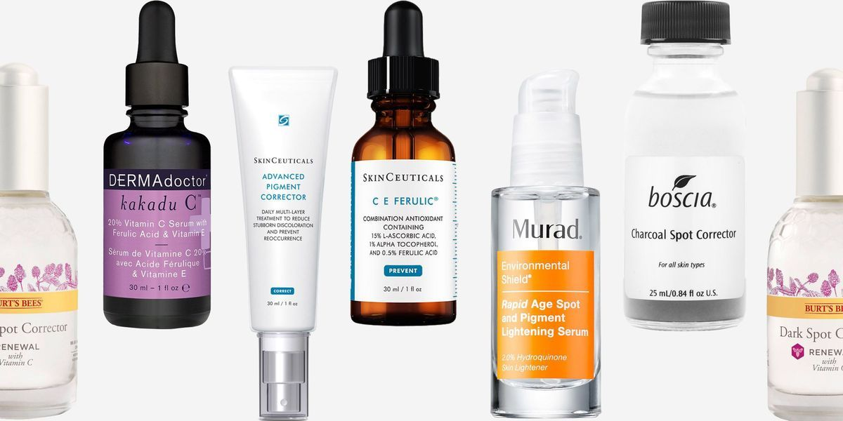 The Best Dark Spot Correctors For Every Budget Best Dark Spot Corrector Dark Spot Corrector Spot Corrector