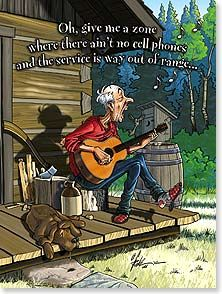 Birthday Card Hope You Re In The Zone For A Relaxing Birthday Ben Crane 10895 Leanin Tree Funny Cartoons Jokes American Greetings Cards Party Jokes