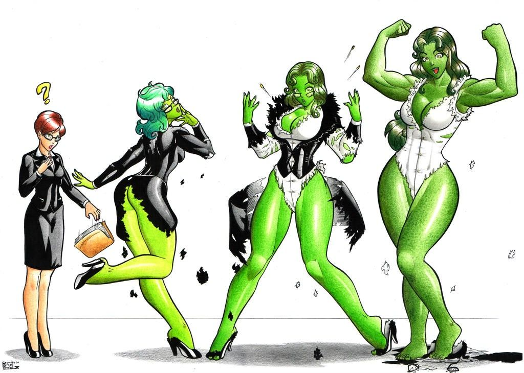 Pin de Michael Adams em Monster transformations   Hulk