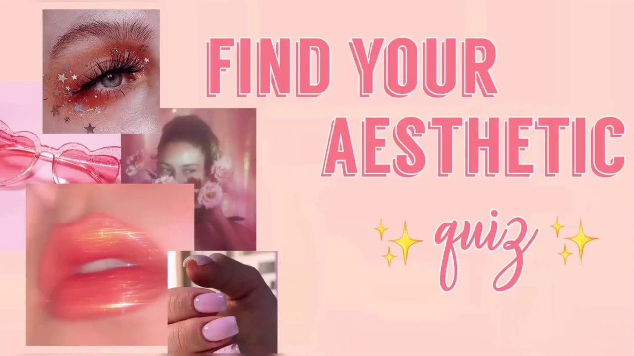 Find Your Aesthetic Quiz Aesthetic Quiz Finding Yourself What S My Aesthetic