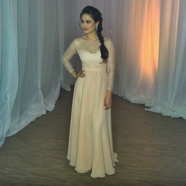 Kristine Hermosa-Sotto looks radiant as a blushing bride in JOT LOSA ...