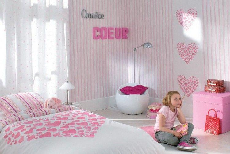 Deco Chambre Fille 29 Idees Pour Espace Sympa Original For Kids