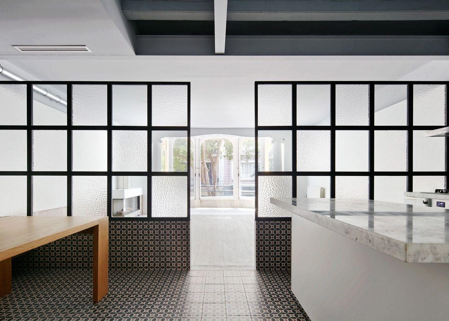 Raúl Sánchez overhauls Barcelona apartment