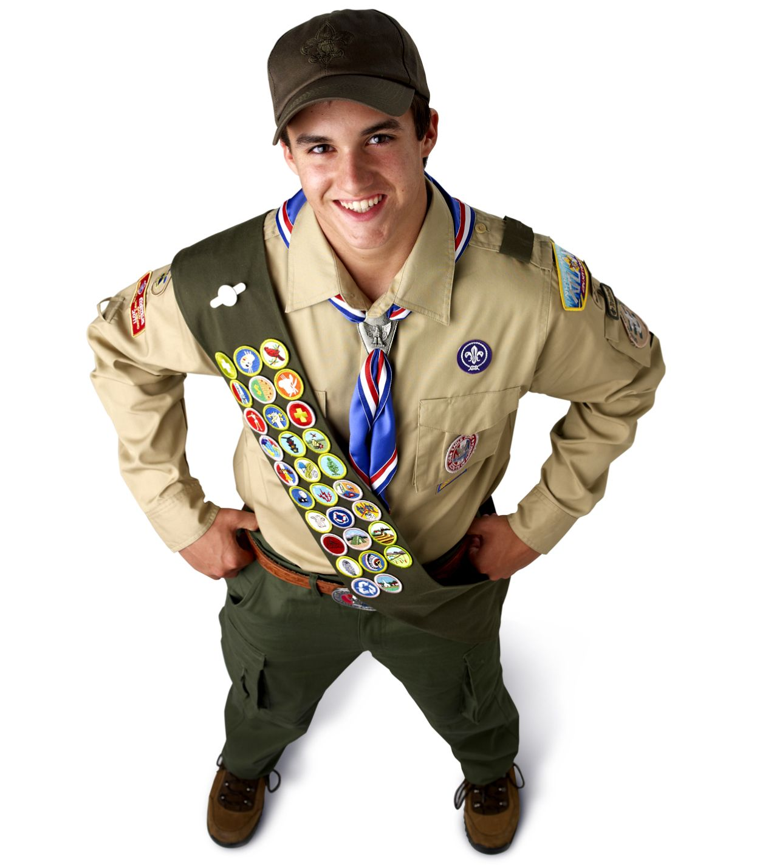 Bsa Boy Scout Uniform